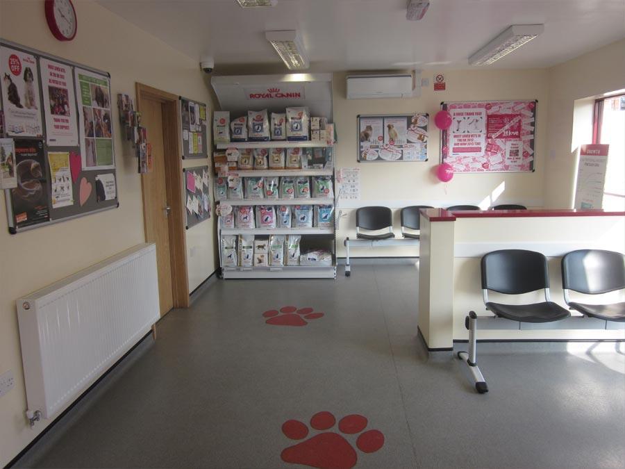 Small Animal Room